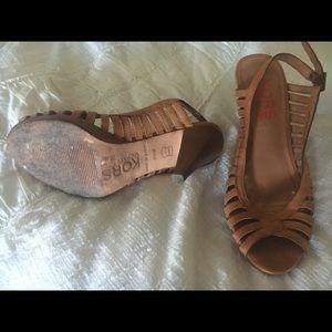 Sandals, shoes, heels